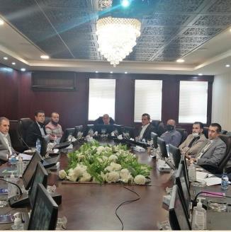 غرفة تجارة بغداد وصناعة الأردن تبحثان العلاقات التجارية بين البلدين